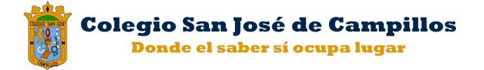 Logo del colegio san josé de campillos en málaga
